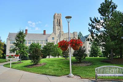 Parks - University of Toledo 6229 by Jack Schultz