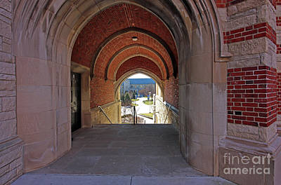 Queen - University of Toledo Archway 5386 by Jack Schultz