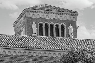 Lake Life - USC Bovard Administration Building by John McGraw