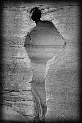 Keith Richards - Valley of Fire Man by Kelley King