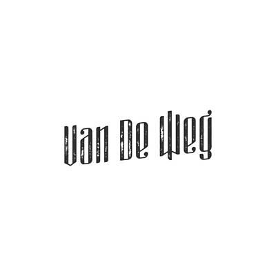 Studio Grafika Vintage Posters - Van De Weg by TintoDesigns