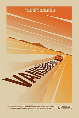 Royalty-Free and Rights-Managed Images - Vanishing Point, 1971 by Stars on Art
