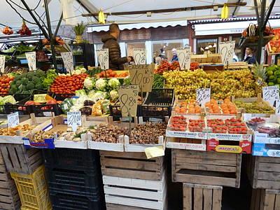 Photograph - Venice Market by Jo Johnson