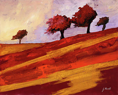 Royalty-Free and Rights-Managed Images - Vento Rosso by Guido Borelli