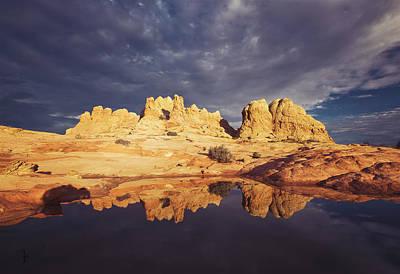 American Milestones - Vermillion Cliffs 05 by Ingrid Smith-Johnsen