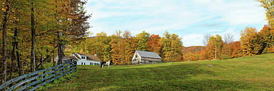 Ps I Love You - Vermont  Farm by Matthew Lerman