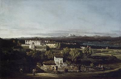 Bath Time Rights Managed Images - View of Villa Perabo later Villa Melzi at GazzadA Royalty-Free Image by Artistic Rifki
