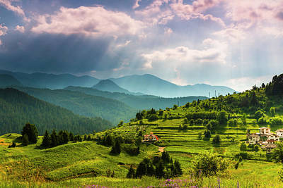 Everett Collection - Village of Stoikite by Evgeni Dinev