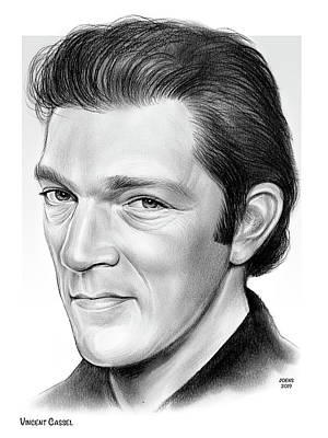 The American Diner Rights Managed Images - Vincent Cassel Royalty-Free Image by Greg Joens