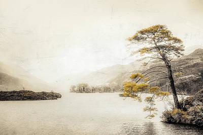 Photograph - Vintage Loch Eilt by Philippe Sainte-Laudy