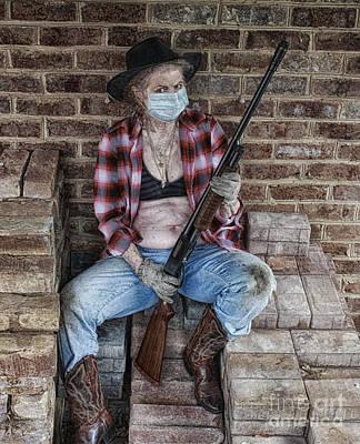 Photograph - Virus Hunter - Appalachia  by Steven Digman
