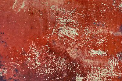 School Teaching - Vivid old copper metal background texture.  by Julien