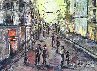 Advertising Archives - Walking street by Maria Karlosak