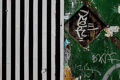 Animal Portraits - Wall - Lower Manhattan by Robert Ullmann
