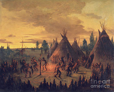 Rusty Trucks - War Dance, Sioux by JL Images