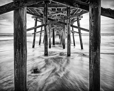 Photograph - Water Under The Bridge by Nazeem Sheik