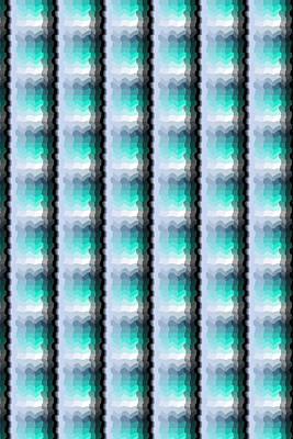 Digital Art - Water Windows by Mediamerge - Dan Roitner
