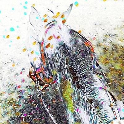 Digital Art - Watercolor by Kristin Mccord