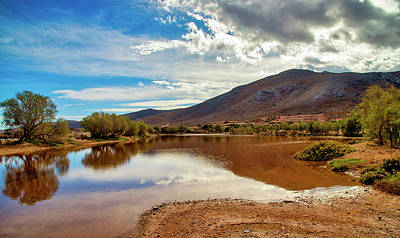 Photograph - Waterland by Manolis Tsantakis