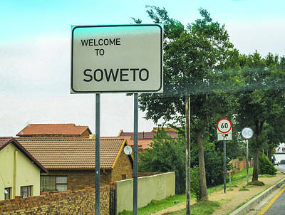 Go For Gold - Welcome to Soweto by Julie A Murray