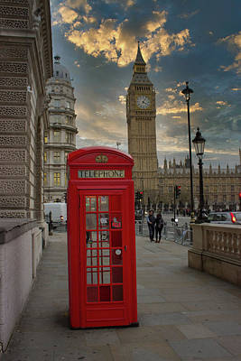 American Milestones - Westminster Calls by Martin Newman
