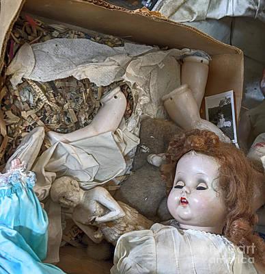 Photograph - Where Still Life Sleeps  by Steven Digman