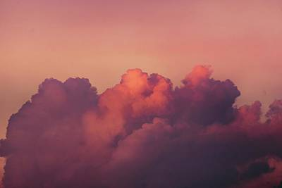 Royalty-Free and Rights-Managed Images - white clouds and blue sky - Delhi, India by Julien