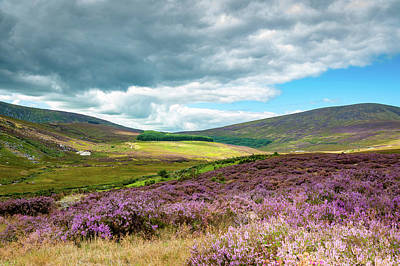 Whimsically Poetic Photographs - Wicklow Gap by Rob Hemphill