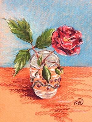Pastel - Wild Rose by Karen Wysopal