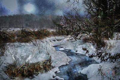 Marvelous Marble - Winter Dreams by Jennifer Donohoe