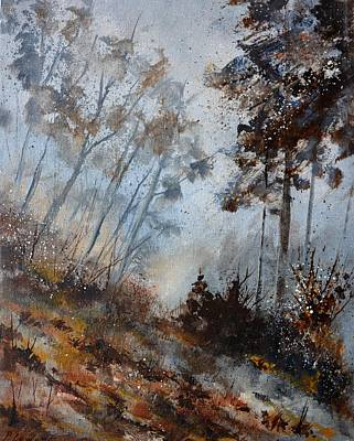 Classic Christmas Movies - Winter in the wood 452021 by Pol Ledent