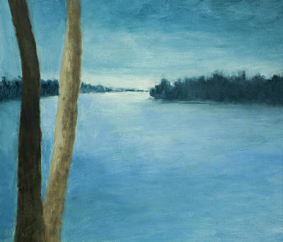 Painting - Winter Light by Victoria Veedell