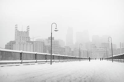 Beverly Brown Fashion - Winter Wonderland by Matthew Blum