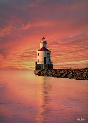 Photograph - Wisconsin Point #1 by Joe Polecheck