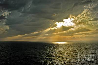 Photograph - With Such A Cloudy Sky by Angelo DeVal