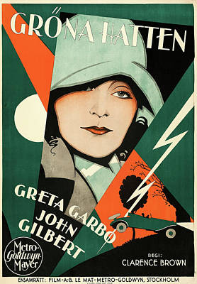 Halloween Movies - Woman of Affairs 1928 by Stars on Art