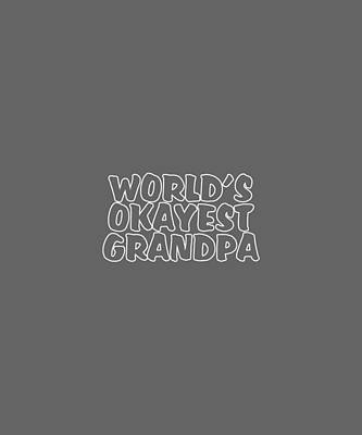 Landscape Photos Chad Dutson - World Is Okayest Grandpa-01-01 by Celestial Images