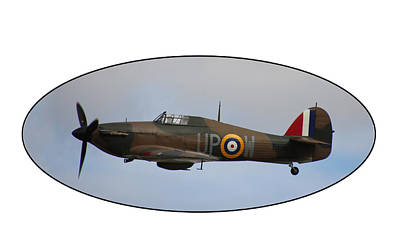 Photograph - World War two fighter plane  by Tom Conway