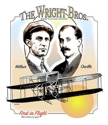 Amy Weiss - Wright Brothers by Greg Joens