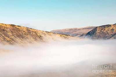 Science Collection - Yakima Canyon Winter Morn by Mike Dawson