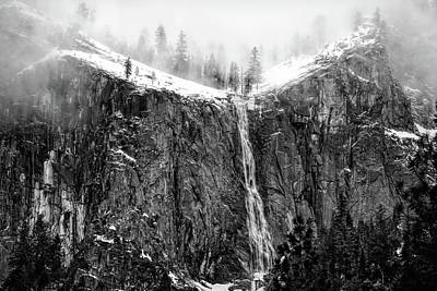 World Forgotten - Yosemite In Early Spring by Francis Sullivan