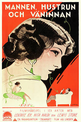 Royalty-Free and Rights-Managed Images - You Cant Fool Your Wife, 1923 by Stars on Art