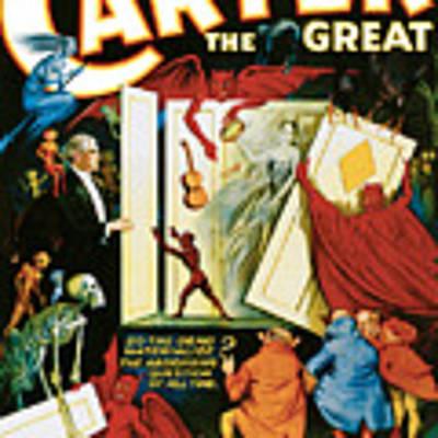 Carter The Great Art Print