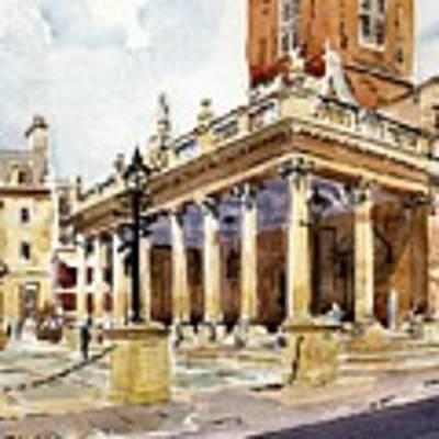 All Saints Church Northampton Art Print by David Gilmore