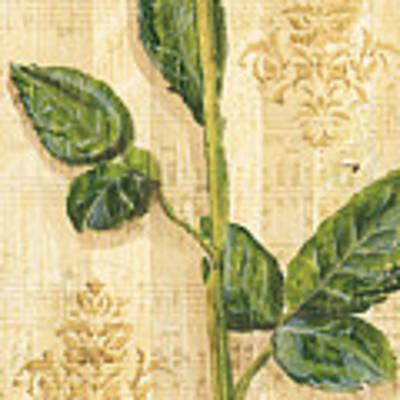 Allie's Rose Sonata 2 Art Print