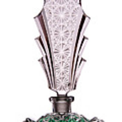 Art Deco Perfume Art Print