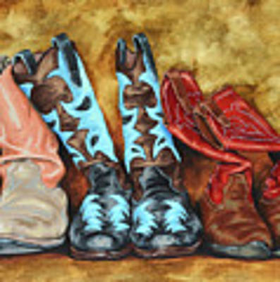 Boots Original by Lesley Alexander