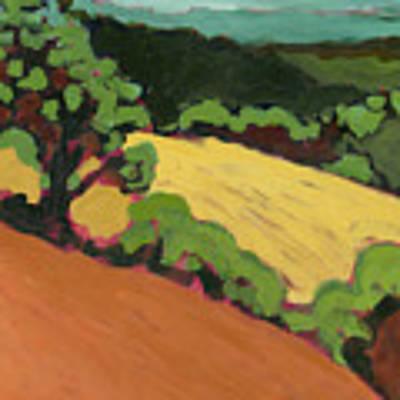 Chip Ross Park Art Print