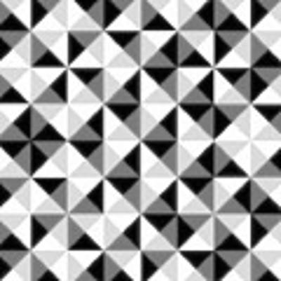 Count The Squares Art Print