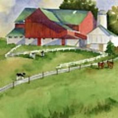 Country Original by Marsha Elliott